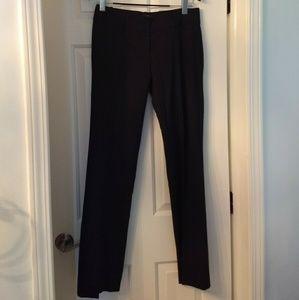 Ann Taylor Loft Marissa Black Trouser Dress Pants